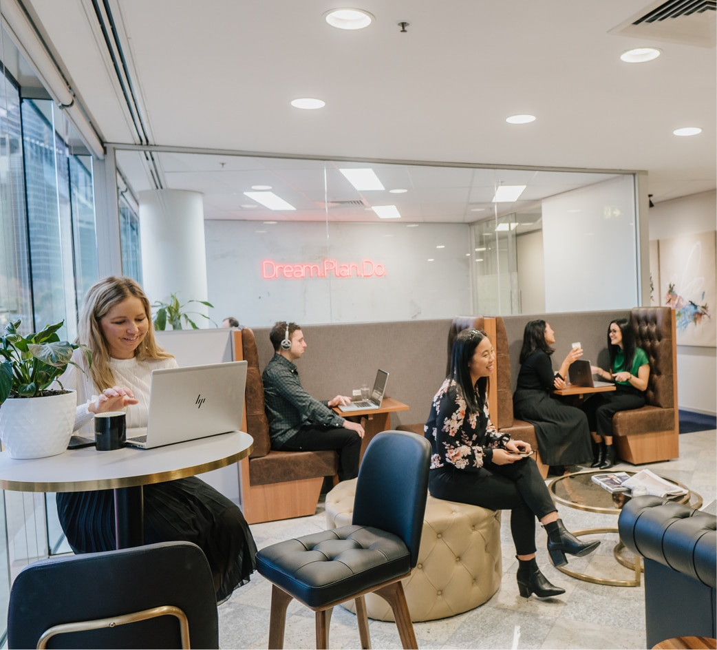 Coworking Melbourne